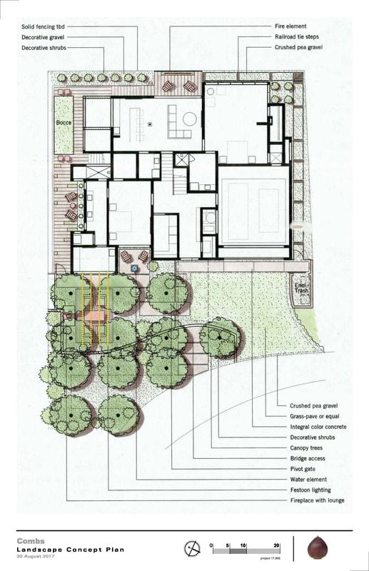 Landscape Architecture and Landscape Design by Lisa Chestnut