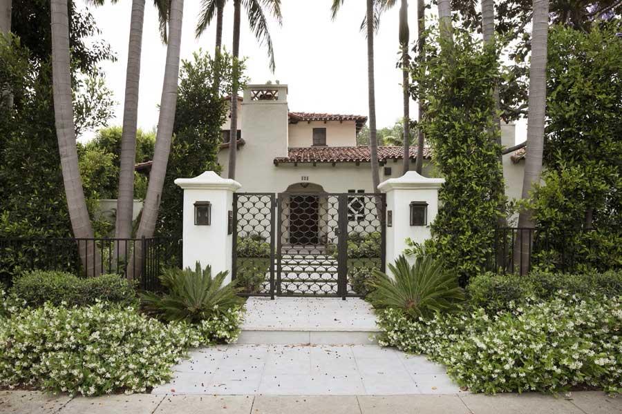 Landscape Design by Lisa Chestnut Architect